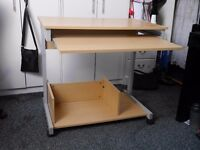 Pc Computer Desk Very Nice Condition