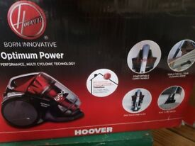New..Hoover vaccum cleaner