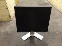 "Dell UltraSharp 1707FPT 17"" LCD TFT Monitor VGA DVI USB HUB 1280 x 1024"