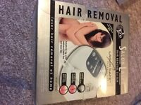 Salon Laser Hair removal system. 4 second treatment with DVD. Boxed