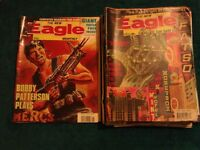 Eagle, Large Collection of Comics from the 90s