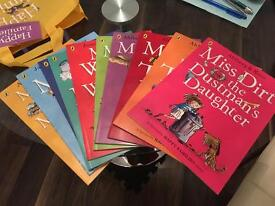 Happy Family's Children's book collection