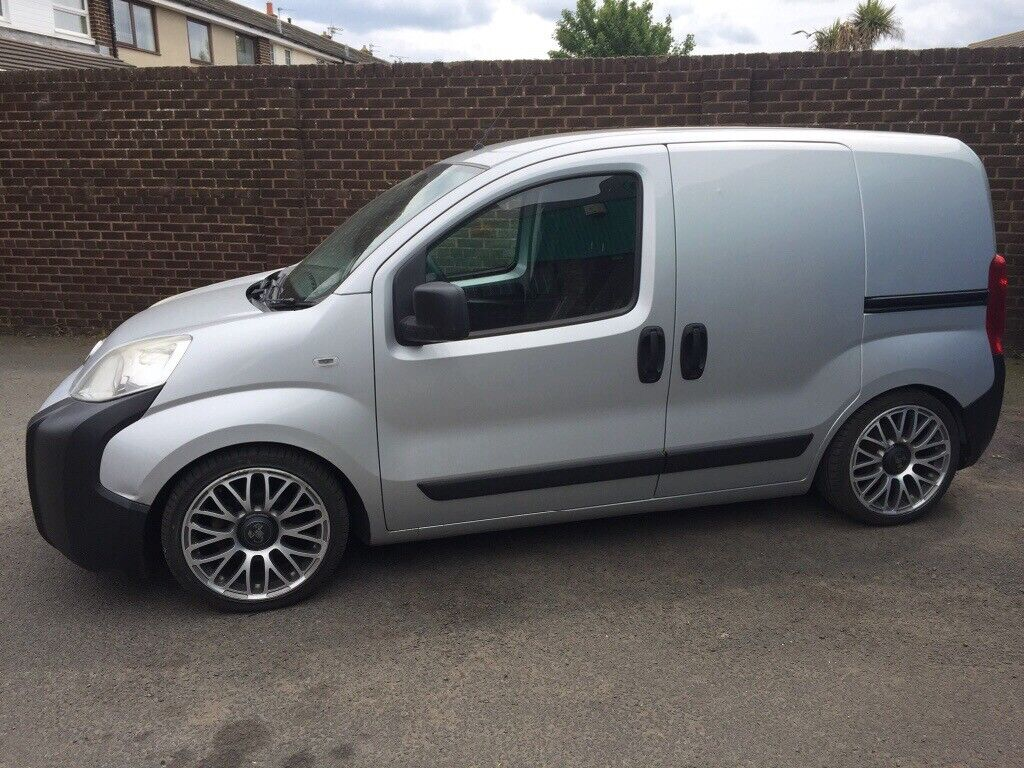 0615d83555 Fiat fiorino (modified)