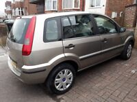 Ford Fusion Petrol 1.4. Full Service History Long Mot. Great Little runaround.