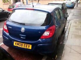 Vauxhall Corsa Automatic 1.4 5Drs Hatchback Immaculate in.& out, 2008 REG