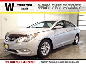 2011 Hyundai Sonata GLS| SUNROOF| BLUETOOTH| HEATED SEATS| 85,40