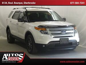 2013 Ford Explorer XLT + AWD + 7 PLACES + NAV + MAGS 18
