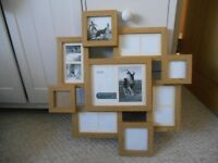 Lovely NEXT HOME multi aperture photo frame