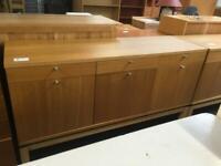 Modern Light wood colour sideboard #42520 £85
