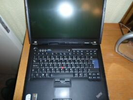 Laptop *** Lenovo ThinkPad T60 Core 2 Duo T2300 1.66 GHz 4 GB RAM 160 GB HDD