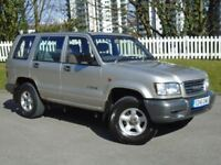 1998 (S) Isuzu Trooper 3.0 TD Duty | 4X4 | 7 SEATS | DIESEL | LWB |DEC MOT |HPI CLEAR |