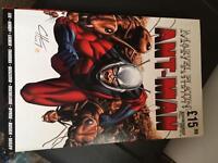 Ant-man comic book Marvel