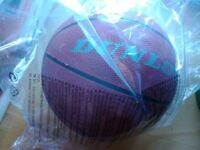 Sports Basketball new,DUNLOP, adults boys, bargain only £5 and I can deliver central bristol or post