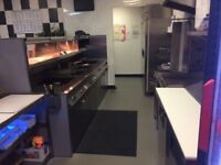 Fast food business for sale..fish and chip shop, Carrickfergus chippy.