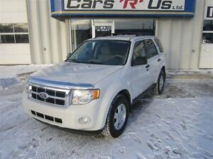 2010 Ford Escape XLT FWD 2.5L 4 CYL