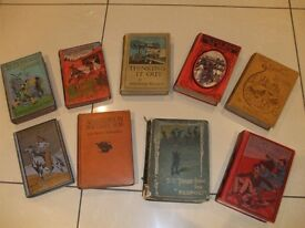 Vintage Boy's/Girl's Books