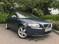 2009 (09) Volvo S40 1.6 SE EXCELLENT CONDITION FULL LEATHER INTERIOR JUST SERVICED & NEW CAMBELT