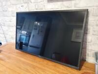 "32"" TV + receiver shelf + bracket"