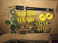 Skoda Fabia (5j) Hatchback ST Suspension X Coilover Kit
