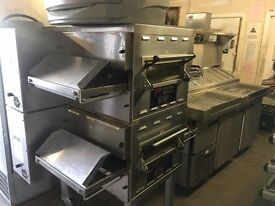 MIDDLEBY MARSHALL WOW PS628E Electric 32 INCH CONVEYOR PIZZA OVENS – 3 phase