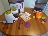 Beaba Baby Cook Original with accessories