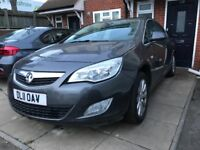VAUXHALL ASTRA 2.0CDTI AUTOMATIC 2011-SPARES OR REPAIRS