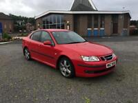 2007 Saab 9-3 Vector Sport 1.9 TID, FSH, Top Of The Range, Well Looked After £1195