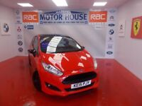 Ford Fiesta ZETEC S RED EDITION(£20.00 ROADTAX) FREE MOT'S AS LONG AS YOU OWN THE CAR 2015