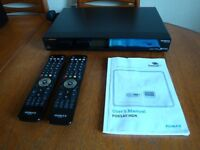 Humax Foxsat - HDR freesat box.