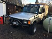 Landrover Discovery 1 200TDI 1993 5 Door 4 x 4 off roader - ready for off road - Changed Spec