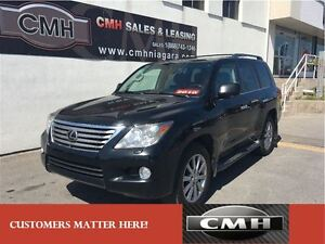 2010 Lexus LX 570 ULTRA PREMIUM 4X4 LOADED!! *CERTIFIED*