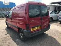 PEUGEOT PANTER 600 LX RED DIESEL 1868CC 70BHP NATIONWIDE DELIVERY *BARGAIN*