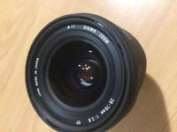 Sigma Camera lens 28-70 2.8
