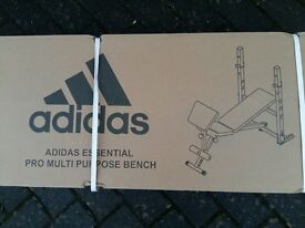 ADIDAS PRO MULTI PURPOSE WEIGHTS BENCH