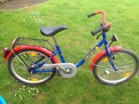 Girls Topsy Bike