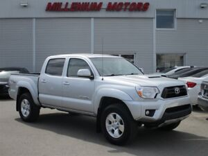 2013 Toyota Tacoma TRD SPORT 4X4 / DOUBLE CAB / 6-SPEED MANUAL