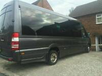 AA MINI BUS HIRE WITH DRIVER UPTO 32 SEATER