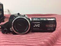 JVC HD Everio Hard Disk Camcorder 80gb Hard drive £400