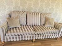 DURESTA Sofa and Chair (Great condition- 4 Years old)