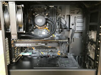 Gaming PC i7 8700k 4.6GHZ stable OverClock 32GB DDR4 3000MHz RTX 2070 Super 8GB
