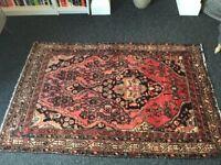 Authentic Persian Farahan Rug