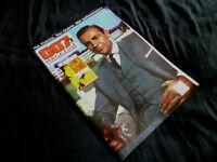 'JAMES BOND 007 INTERNATIONAL FAN CLUB' Magazine Issue #34 (1998)