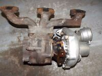 METRO / MINI TURBO ASSEMBLY GOOD CONDITION - NO PLAY