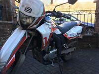 SFM ZX125 - Learner legal motorbike