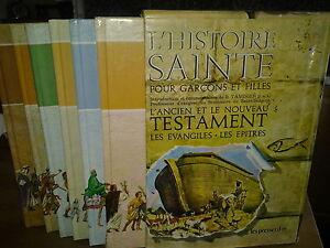 Histoire sainte pour tous