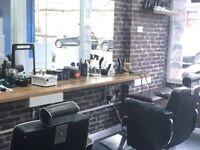 New build Barber Shop for SALE.... £6000