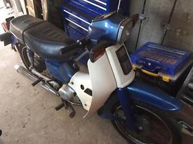 Yamaha Townmate 80 (honda90) cub
