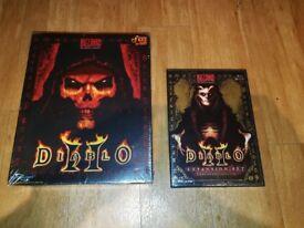 Diablo PC games - Retro bundle/lot