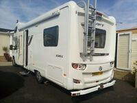 2013 Swift Sundance 636L 6 Berth Motor Caravan