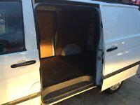 Diesel 2005 Mercedes Vito Van 6 Speed Long Mot Central Locking 2xRemote Keys Cruise Roof Rack